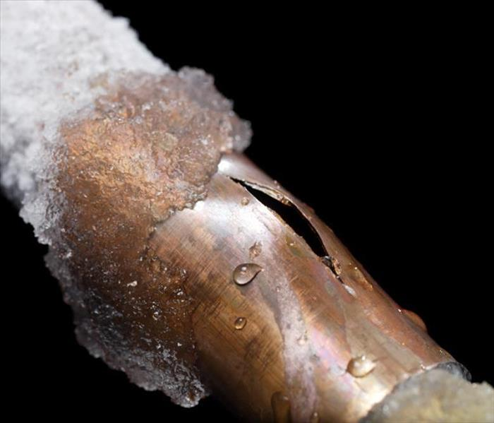 Water Damage The Truths About Freezing and Burst Pipes