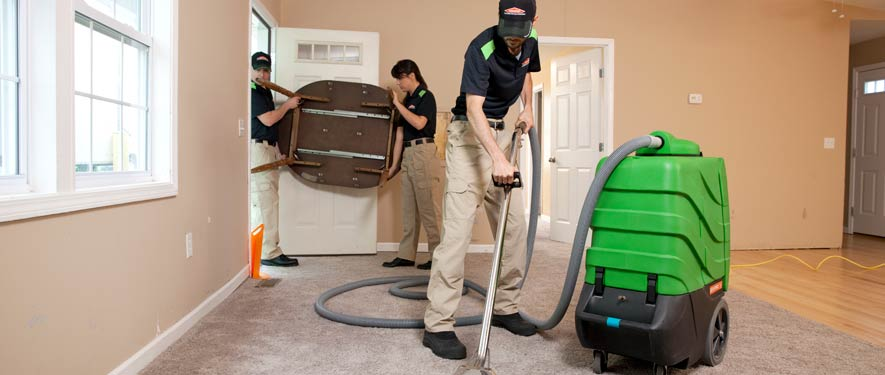 Edmonton, AB residential restoration cleaning